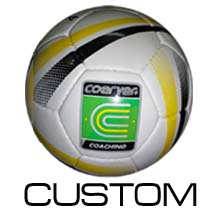 Custom Soccer Balls Featured Homepage
