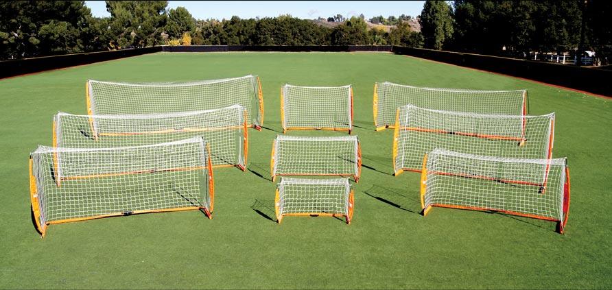 Backyard Soccer Goal Lebron