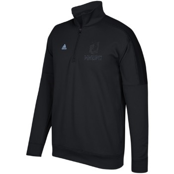 adidas fleece 1/4 zip
