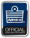 Admiral 25 Flat Palm Goalkeeper Gloves-Size 9 & 10